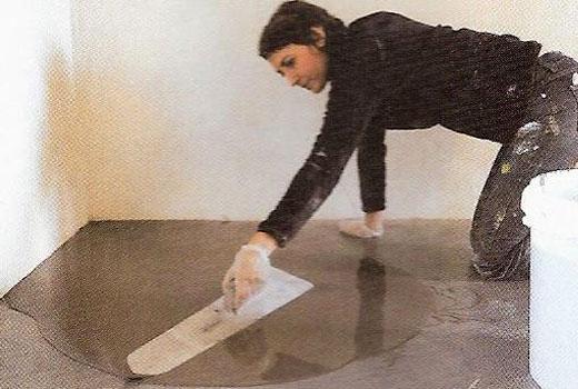 Как выровнять цементный раствор бетон архитектурный фибробетон