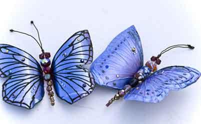 Бабочки из пластиковых бутылок своими руками фото 96