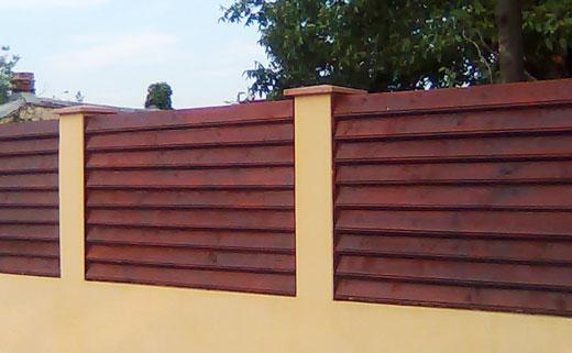 Дешевые заборы на даче своими руками