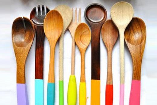 кухонные принадлежности ложки