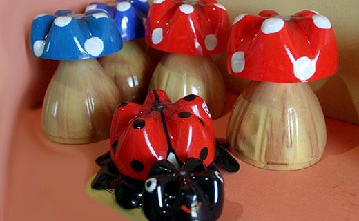 Поделка гриб своими руками в детский сад