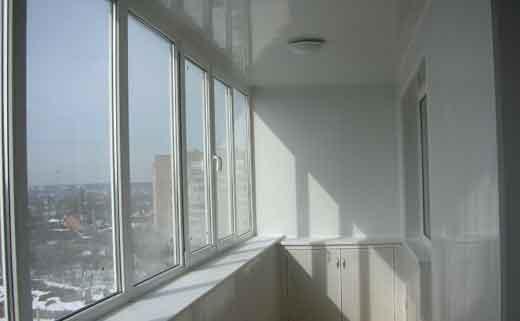 алюминиевые окна остекление