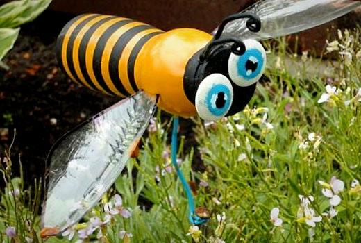 Пчелка из бутылки