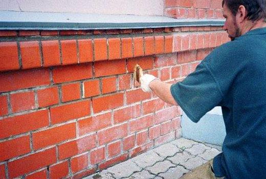 высолы на фасаде как убрать
