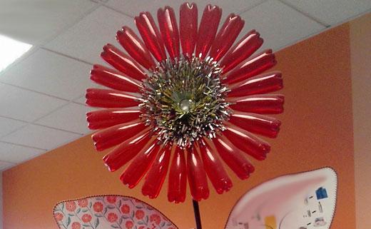 Цветок дерево