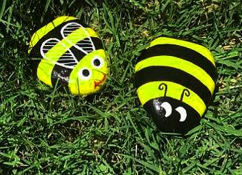 пчелки_сад