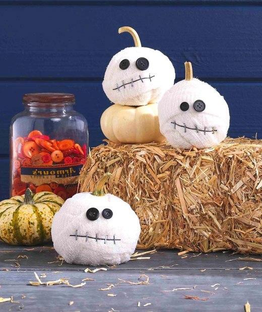 Хэллоуин -тыквы