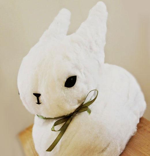 Мягкие игрушки своими руками кролики