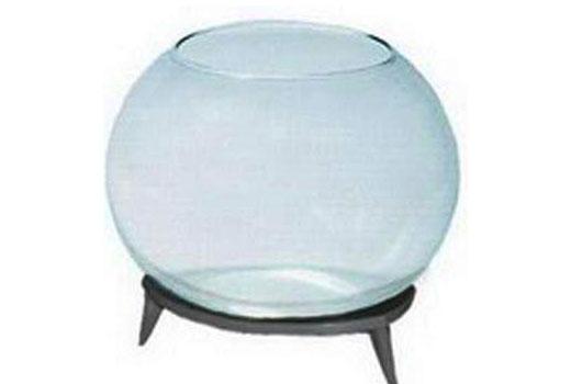 Аквариум на подставке для вазы
