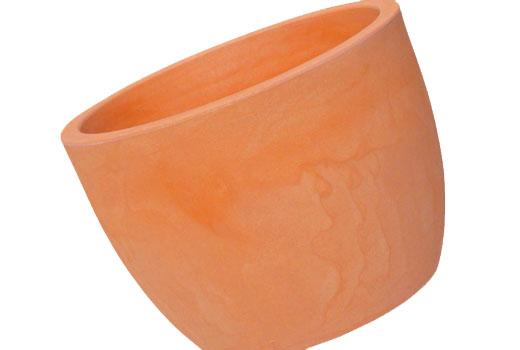 Керамический горшок для вазы