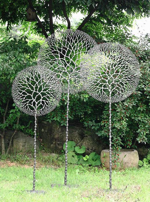 Декоративное дерево для сада