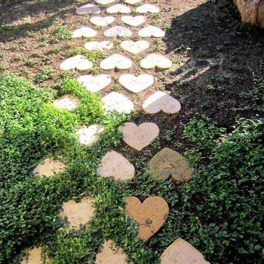 Садовая дорожка декоративная