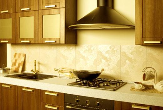 Настенная кухонная вытяжка
