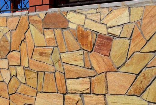 Рваный камень пластушка