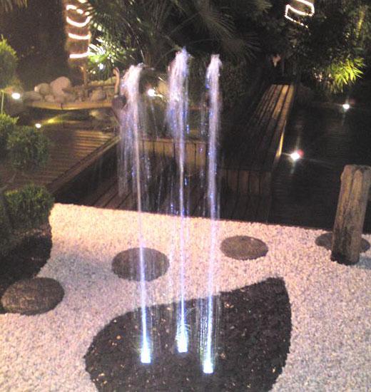 Струи фонтана