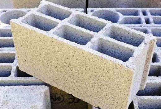 Блок пустотелый керамзитобетонный
