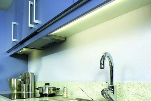 Светильник для рабочей зоны кухни