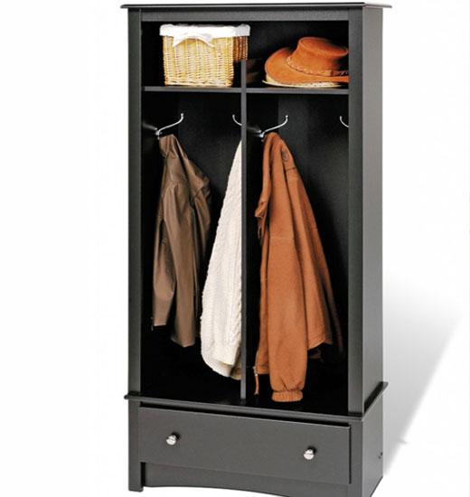 Мини-шкаф для прихожей