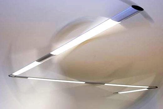 Накладной светильник люминосцентный