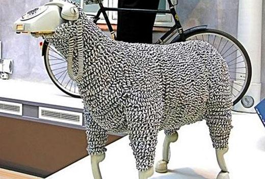 Еще одна овца для сада