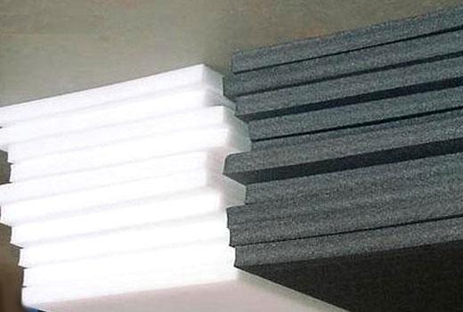 Плиты полипропиленовые под линолеум