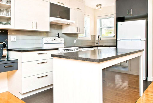 Кухонне столы с акриловыми поверхностями