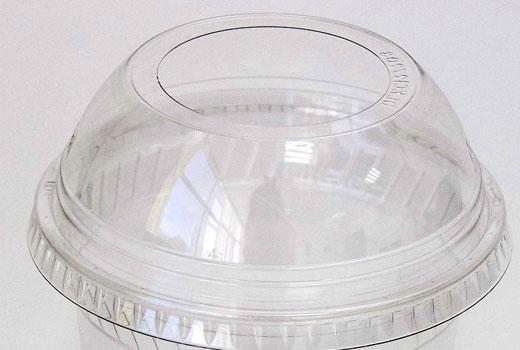 Пластиковая миска для абажура