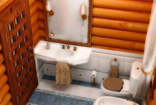 Туалет в своем доме своими руками фото