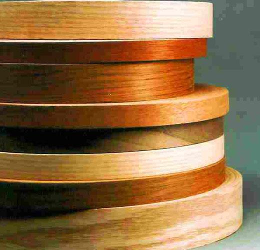 Мебельный кромочный шпон