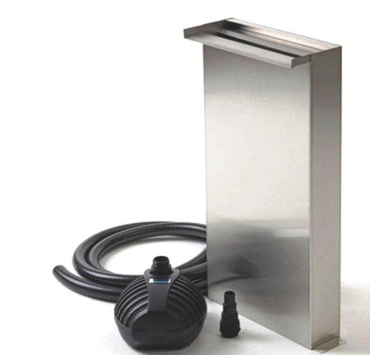 Насосное оборудование для водопада