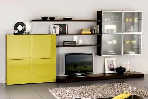 Мебельный набор в гостиную