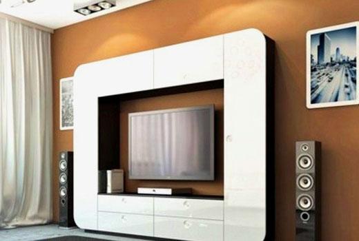 Современная гостиная мебель