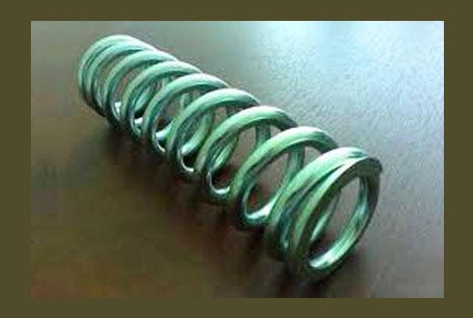 спираль из проволоки