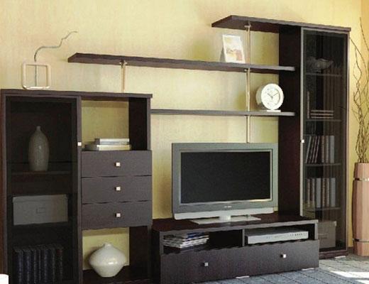 Компактная мебель в гостиную