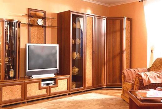 Мебель компакт для зала