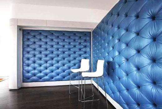 Мягкие стеновые панели - отделка