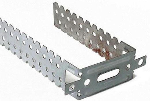 Крепления для металлического каркаса