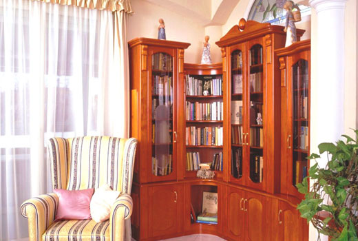 Стильная угловая мебель