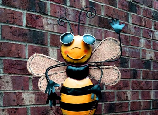 пчелка декоративная