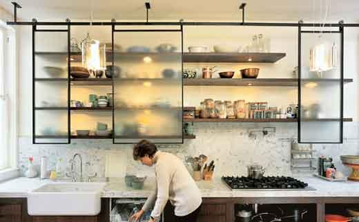 Самому сделать интерьер для кухни