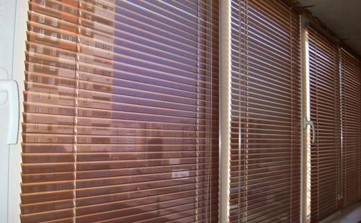 выбрать жалюзи для окна