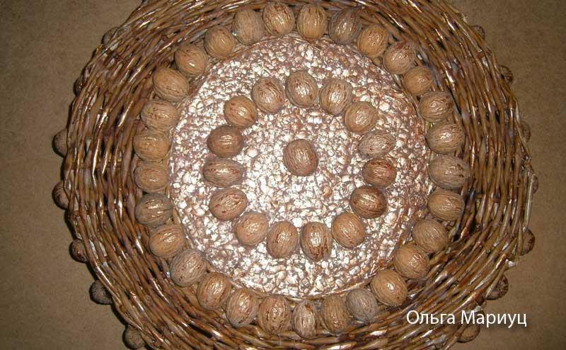 корзинка для орехов