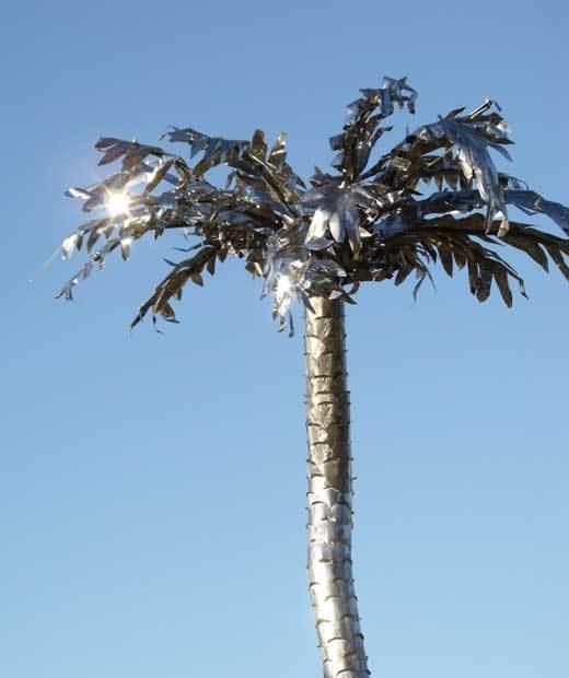 уникальная пальма