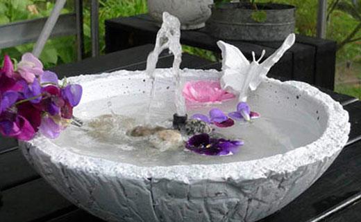 чаша для фонтана