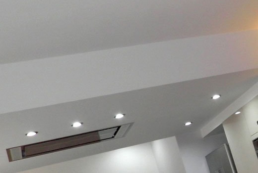 кухонный потолок