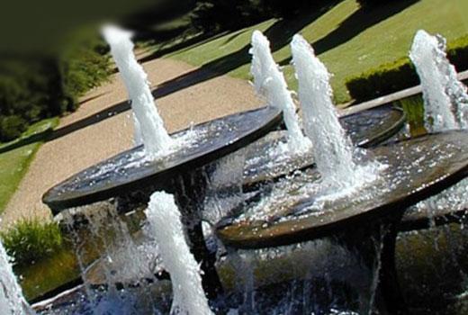 дачные фонтаны