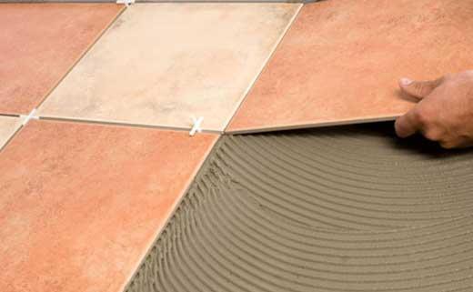 керамическая плитка на пол