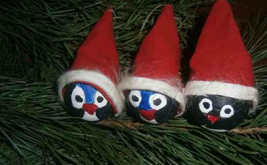 пингвинчики на елку