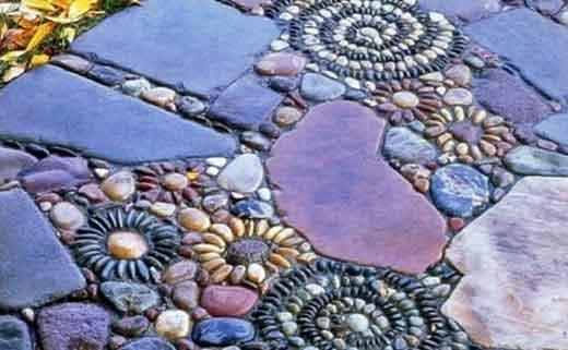 дорожки мозаика