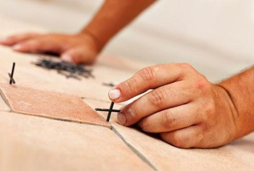 правильные крестики для плитки облицовки